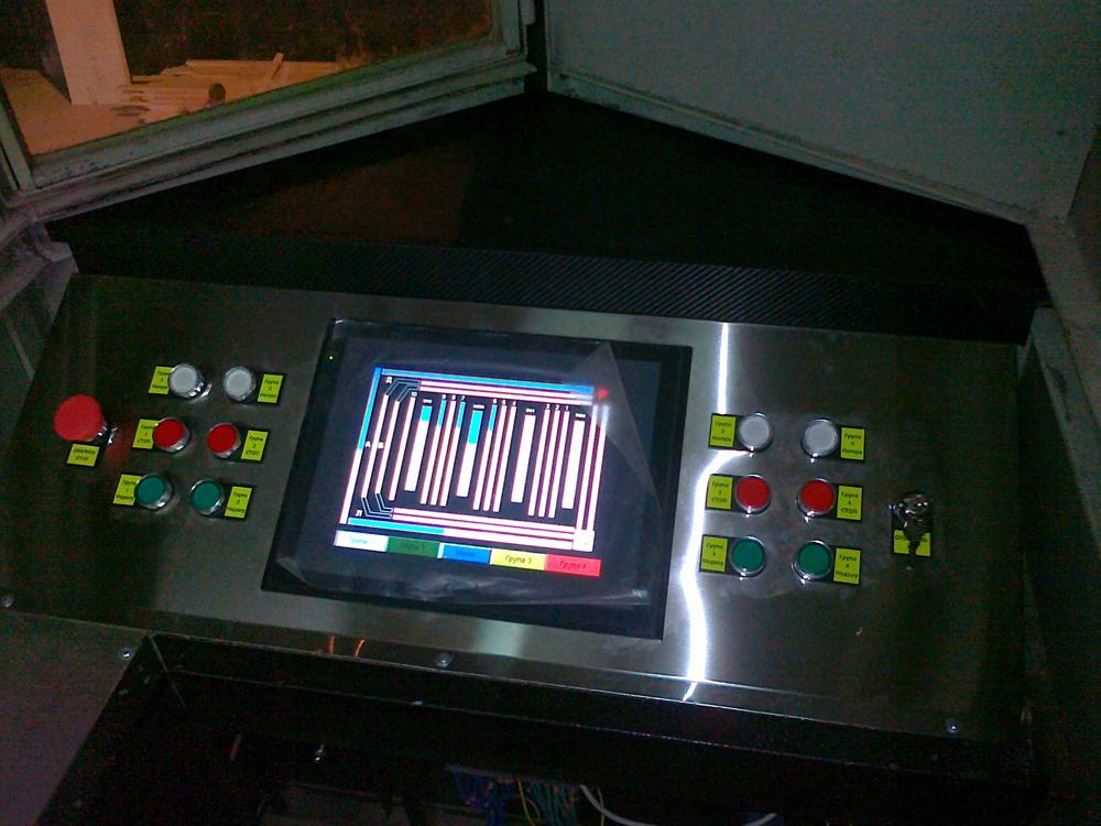 Ремонт и Автоматизиране на сценична механизация